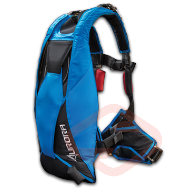 Javelin Aurora Wingsuit skydiving container package (free L&B Viso2+ altimeter)