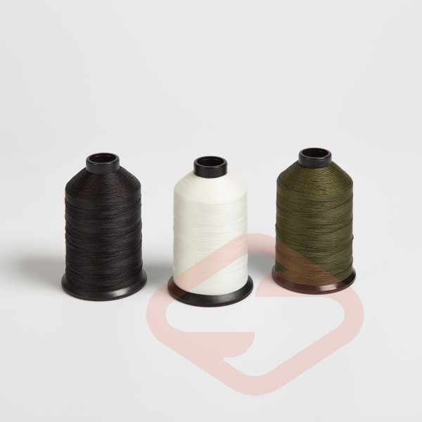 Size ''FF'' nylon thread NO. 138 8-oz.