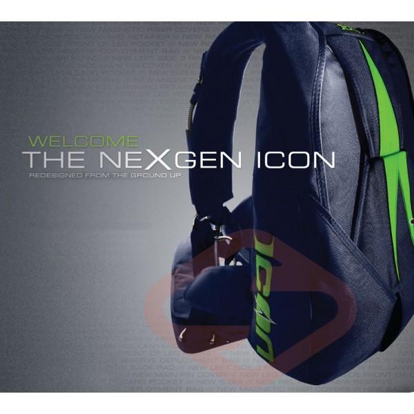 Icon Nexgen Pro Package (free L&B Viso2+ altimeter)