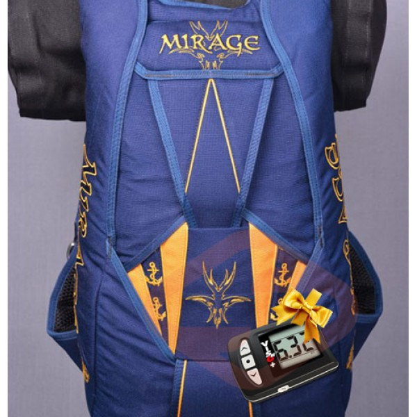 Mirage G4 Gear Package (free L&B Viso2+ altimeter)