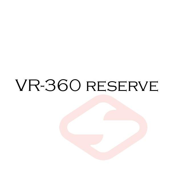 VR-360 Tandem reserve